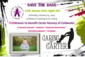 FUNdraiser to benefit Carter Kanney